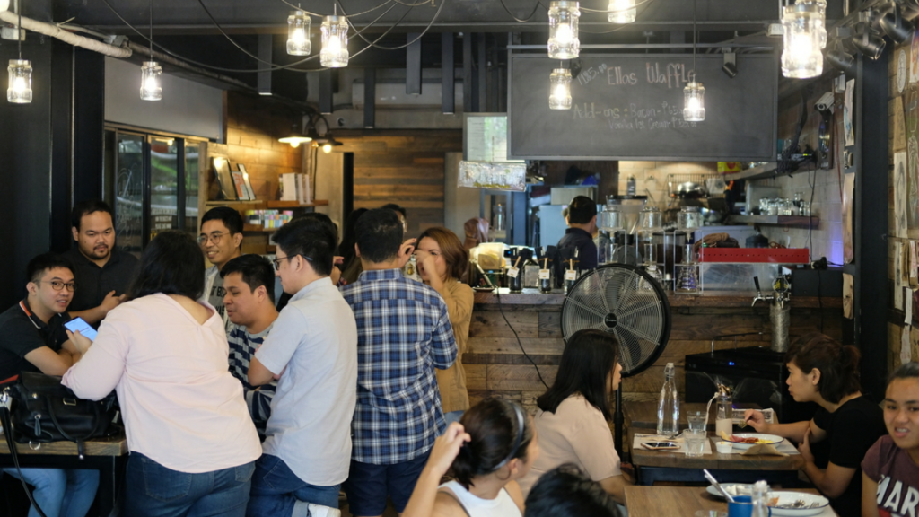Katipunan Coffee Crawl Series: A 3-in-1 coffee connoisseur's first foray into the world of real coffee
