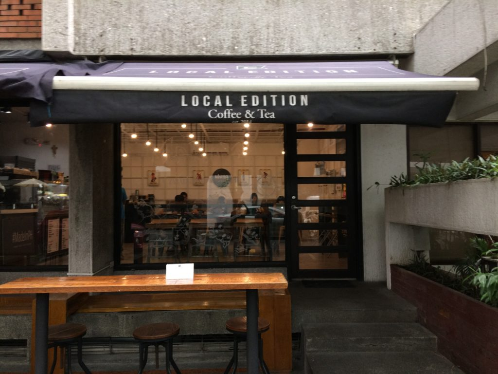 Legaspi Coffee Crawl Series: The crawl that started it all