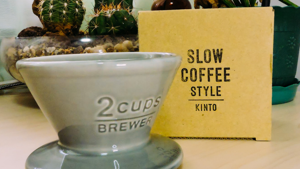 Kinto Slow Coffee Style Brewer Review